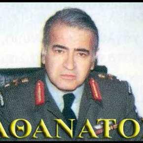 """""""Έφυγε"""" το ΚΟΜΑΝΤΟ της Κύπρου Ταξίαρχος ΓιώργοςΠαπαμελετίου"""