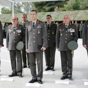 Αρχηγός ΓΕΣ: Στην «αλλαγή φρουράς» της Διοίκησης ΥποστήριξηςΒάσης