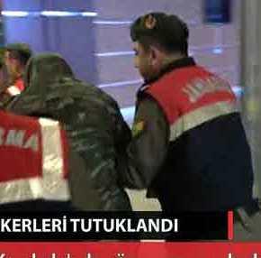 Κρατούμενοι τουλάχιστον όλο τον Μάρτιο οι δύο έλληνες στρατιωτικοί Για τις 30 Μαρτίου το ραντεβού των συνηγόρων τους με τον τούρκοδικαστή