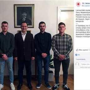 Κλιμάκωση σε όλα τα επίπεδα: Tο τουρκικό προξενείο Θεσσαλονίκης χαρακτηρίζει πλέον επίσημα ως «ομοεθνείς» τους Έλληνες μουσουλμάνους που σπουδάζουν στηΛάρισα!