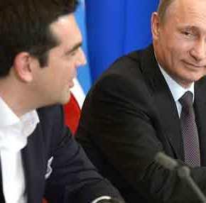 Κάτι «παίζει»: Ο Βλ. Πούτιν είπε στον Αλ. Τσίπρα «έλα στην Ρωσίατώρα»