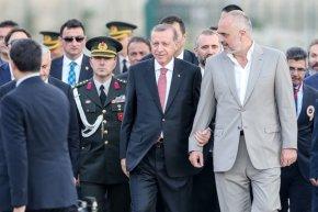 Συνάντηση Ράμα-Ερντογάν: «Καλά νέα απόΤουρκία»