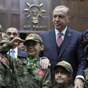 Ερντογάν: Όταν γίνει η επιστράτευση θα πάω μαζί σαςπρώτος!