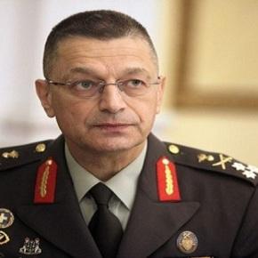 Ηχηρό μήνυμα του αρχηγού ΓΕΣ στηνΤουρκία