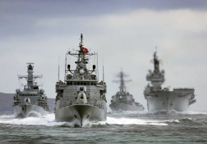 H Αγκυρα ενεργοποιεί την επιχείρηση «Ασπίδα της Μεσογείου» – Σε κλοιό τουρκικών πλοίων ηΚύπρος