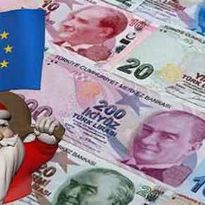 «Δώρο» της ΕΕ στην Τουρκία: Άλλα 3 δισ. ευρώ για να μην «πνίξει» η Άγκυρα την Ευρώπη με πρόσφυγες-μετανάστες