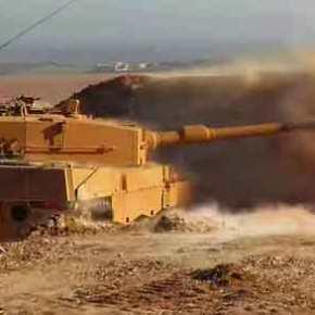 ΕΚΤΑΚΤΟ: Μπήκαν στην Αφρίν τα τουρκικά άρματα μάχης(upd)