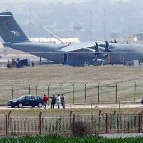 ΕΚΤΑΚΤΟ- Αμερικανικές δυνάμεις αποχωρούν από την αεροπορική βάση του Incirlik και μετακομίζουν στηνΑλεξανδρούπολη