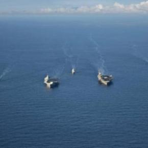 Κυπριακή ΑΟΖ: Πανικός στην Τουρκία με την παρουσία αμερικανικών δυνάμεων λόγωExxonMobil