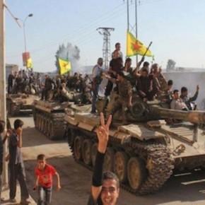 Χιλιάδες Κούρδοι από όλη τη Συρία συγκεντρώνονται για αντεπίθεση στους Τούρκους – Γενικευμένοςπόλεμος