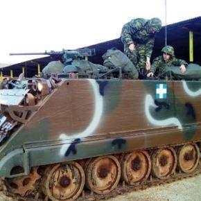 Επιχειρησιακή Εκπαίδευση 8ης Μηχανοποιημένης Ταξιαρχίας (8η Μ/Π ΤΑΞ – VIII ΜΠ «ΗΠΕΙΡΟΣ») – Ενεργοποίηση Τμημάτων Χρονικών Ετοιμοτήτων (ΤΧΕ) 8ης Επιλαρχίας Αναγνωρίσεως (8ηΕΑΝ)