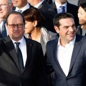 Ολάντ σε Τσίπρα: «Κέρδισες, αλλά η Ελλάδαέχασε»