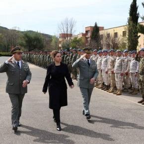 Αλβανία: Στρατιωτική άσκηση στην επέτειο των 9 ετών στοΝΑΤΟ