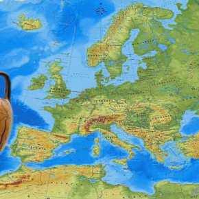 Παντού Ελλάδα! Δεν υπάρχει ήπειρος χωρίς μία τουλάχιστον πόλη με Ελληνικό όνομα!!!