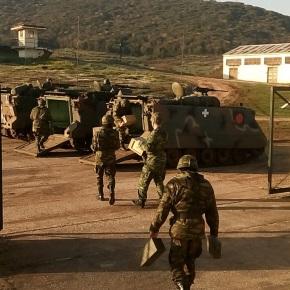 Η απάντηση του ΕΣ στην Τουρκία: «Είμαστε έτοιμοι, σας περιμένουμε!» – Μήνυμα και στην Αλβανία: Φόρτωσε πυρομαχικά και έσπευσε στη μεθόριο η 8ηΕΑΝ