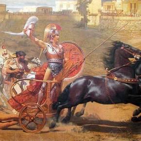 Αλβανική προπαγάνδα: «Ο Αχιλλέας είναι πρόγονός μας και οι Τρώες αρχαίοιΑλβανοί»