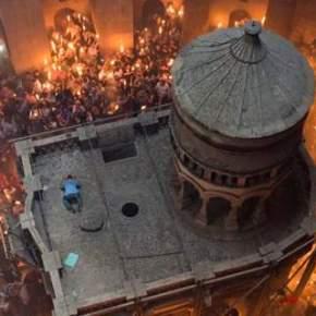 Ολοκληρώθηκε η τελετή Αφής του Αγίου Φωτός-Στις 18:30 φτάνει στην Αθήνα  Πηγή: Ολοκληρώθηκε η τελετή Αφής του Αγίου Φωτός-Στις 18:30 φτάνει στην Αθήνα.