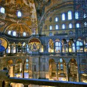 Βυζαντινή Μουσική στην ΑγίαΣοφία