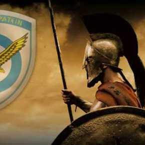 ΠΑ σε Τουρκία: «Μολών Λαβέ – Θα πολεμήσουμε όπως οι Σπαρτιάτες του Λεωνίδα» –Βίντεο