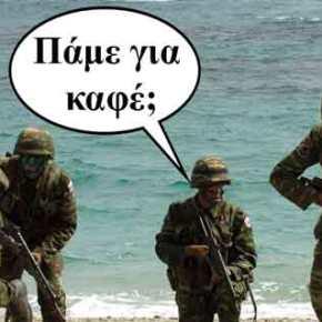 Επιμένουν οι Τούρκοι: «Τούρκοι κομάντος έκαναν απόβαση σε ελληνικό έδαφος και κατέβασαν την σημαία» – Δείτεβίντεο