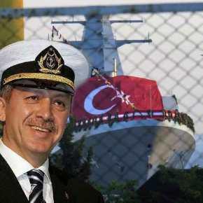 """""""Η Τουρκία δια της πολιτικής των κανονιοφόρων προσπαθεί να επιβάλλειτετελεσμένα"""""""