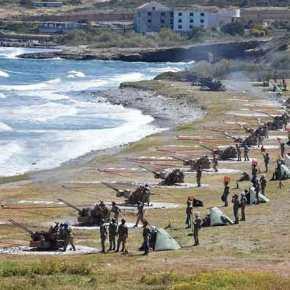 Διαταγή για μαζικές ασκήσεις αεράμυνας των τουρκικών δυνάμεων σταΚατεχόμενα