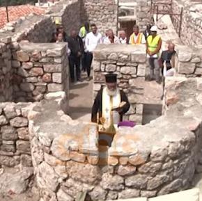 Αλβανία: Άρχισε η ανακατασκευή της εκκλησίας του Αγίου Αθανασίου στιςΔρυμάδες