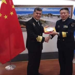 Επίσημη επίσκεψη του Αρχηγού ΓΕΝ στη Λαϊκή Δημοκρατία της Κίνας-Φωτογραφίες.