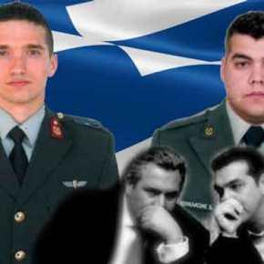 Έλληνες στρατιωτικοί: Η συγκινητική συνάντηση με τους γονείς και η ηχηρή παρέμβασηΤσίπρα