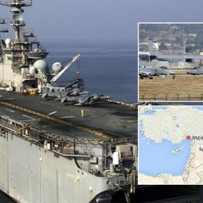 Η επιστροφή των ΗΠΑ και η εμπλοκή σε Αιγαίο καιΚύπρο