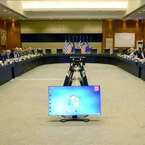 Συνεδρίασε η επιτροπή αμυντικής συνεργασίας Ελλάδας καιΗΠΑ