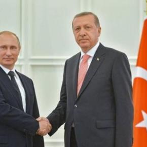 """""""Κόκκινο πανί"""" το Αφρίν για τον Ερντογάν! """"Ξέχασε"""" τα… κολλητιλίκια με Πούτιν και ξέσπασε κατά τουΛαβρόφ"""