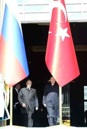 """""""Αστακός"""" με ρωσικά όπλα η Τουρκία; """"Δεν θα μείνουμε μόνο στoυς S-400"""" δήλωσε οΠούτιν!"""