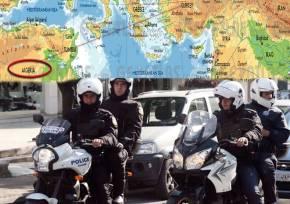 Επεισοδιακή σύλληψη άγριας συμμορίας Αλγερινών κακοποιών στο κέντρο τηςΑθήνας
