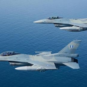 H αναβάθμιση των F-16, η «σφήνα» Rafale & F-15 και ο θυμόςΠ.Καμμένου
