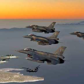 Στο τουρκικό στόχαστρο ο Διοικητής της ΑΣΔΕΝ – Ελληνικά F-16 καταδίωξαν τον Τούρκο που πέταξε στοΦαρμακονήσι