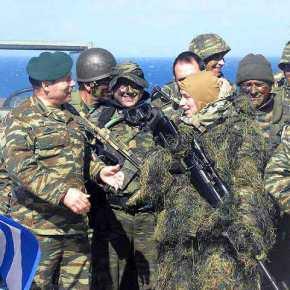 Ακροβολισμένοι «Sniper» γένους θηλυκού περιμένουν τους Τούρκους στα νησιά: Ρύθμιση για την συμμετοχή γυναικών στηνΕθνοφυλακή!