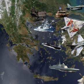 Τα «8» σενάρια πολεμικής εμπλοκής με τη Τουρκία που μελετούν τα υπουργεία Εθνικής Άμυνας καιΕξωτερικών