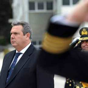 Καμμένος για Έλληνες στρατιωτικούς: Προσχεδιασμένη ησύλληψη