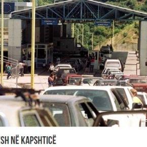 Ελληνοαλβανικά σύνορα: Πάνω από 45 χιλιάδες άτομα μετακινήθηκαν κατά τοΠάσχα