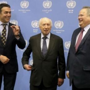 Κοτζιάς: Η πΓΔΜ να συμφωνήσει στο «ergaomnes»