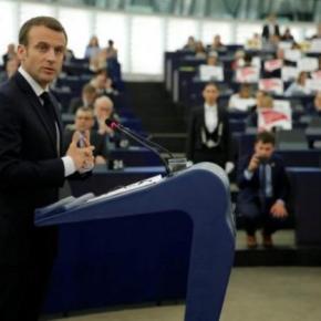 Μακρόν: Είμαστε στο πλευρό της Ελλάδας αν απειληθεί από τηνΤουρκία