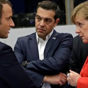 Handelsblatt: Σχέδιο Γερμανίας – Γαλλίας για μείωση του ελληνικούχρέους