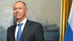 Βαρυσήμαντες δηλώσεις του Ρώσου πρέσβη για ελληνοτουρκικά: Τι είπε για πόλεμο στο Αιγαίο καιS-400