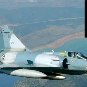 ΓΕΑ: «Δεν υπάρχει κάμερα που να κατέγραψε την πτώση του Mirage 2000-5» – Μήπως «καταρρίφθηκε στη Μύκονο απόυποβρύχιο»;