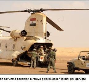 Τουρκικό δημοσίευμα: «Στρατιωτική συνεργασία Αιγύπτου –Ελλάδας»