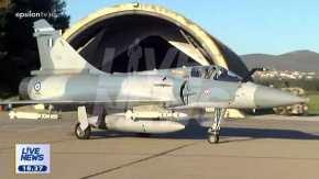 Αυτό είναι το μοιραίο Mirage 2000-5: Πως συνετρίβη μετά από αερομαχίες 40 λεπτών με τους Τούρκους! –Βίντεο