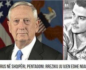 Η απειλή από την «Αυτονομία της ΝότιαςΑλβανίας»