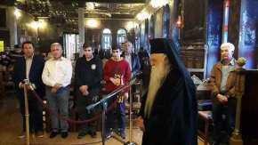 Άξιος ο Αμβρόσιος! Έκανε Ιερά παράκληση για την απελευθέρωση των δύο Ελλήνωνστρατιωτικών