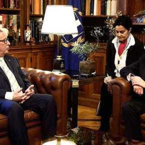 Γιούνκερ: Η Ελλάδα είναι η δεύτερη πατρίδαμου